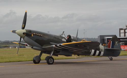 Mk IX Spitfire