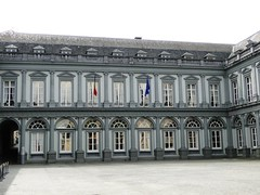 Egmont Palace (Joop van Meer) Tags: brussels 2015 egmontpalace gr12