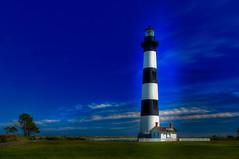 Bodie Island Lighthouse (RedSkeeter1) Tags: landscapes lighthouses northcarolina outerbanks bodielighthouse bodieisland kunstplatzlinternational sonyzeiss1680mmlens sonya580