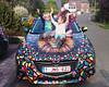 #heinemazda (Ben Heine) Tags: cute art smile car children happy belgium lion voiture laugh enfants theo mazda sourire mazda3 braives benheineart digitalcirclism heinemazda
