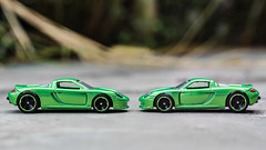 Porsche Carrera GT (Fathi Haziq) Tags: macro toy toys photography porsche hotwheels gt mattel carrera toycars supercars diecast porschecarreragt toysphotography toyphotograhy