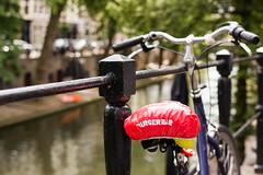 Fat Ass Bike (awibrin) Tags: holland bike canon utrecht bookeh sigma35mm sigma35mm14art