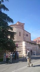 Parroquia de San Cristobal (Cofradeus) Tags: espaa sancristobal turismo boadilladelmonte