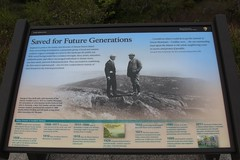 Saved for Future Generations (daveynin) Tags: history sign nps maine stories acadia deaftalent deafoutsidetalent deafoutdoortalent