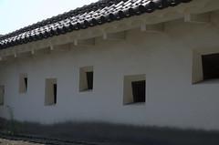 Defensive system Himeji castle