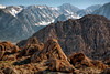 The Layers of Alabama Hills (Dave Toussaint (www.photographersnature.com)) Tags: california road travel sky usa nature rock photoshop canon movie landscape photo day skies photographer picture clarity clear adobe april layers geology lonepine 2012 infocus easternsierra alabamahills cs6 notherncalifornia 60d topazlabs topazadjust topazdenoise photographersnaturecom davetoussaint