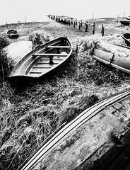 Fleet Dorset (annabed) Tags: fleet dorset bw boats textures olympus sea landscape