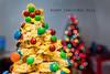 Rice Crispy Christmas (jagshookup) Tags: christmas tree guzman rice crispy mm xmas lowlight bokeh nikon nikonnofilter nikonlove holidaybokeh