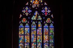 DSC_1359 (mkk3a) Tags: architektura czechy hradčany katedraśwwita katedrálasvatéhovíta praga prague praha witraż