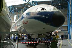 Sud Est SE210 Caravelle III n° 1 ~ F-BHRA (Aero.passion DBC-1) Tags: cfa vilgenis dbc1 david biscove aeropassion aviation avion aircraft plane preserved préservé jpo 2008 sud est se210 caravelle ~ fbhra