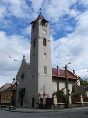 Nagybánya, Evangélikus templom (ossian71) Tags: románia romania erdély transylvania nagybánya baiamare épület building műemlék sightseeing templom church