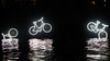 15000 (bartkoese) Tags: 15000 fiftheen thousand amsterdam canals bicycle light festival emount sony alpha 6000