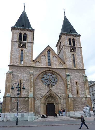 Szarajevó, Jézus Szíve-székesegyház