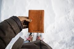 Adventure Onwards (AngelBeil) Tags: minnesota adventure passport lookdown snow ice alwaysrooney wanderlust