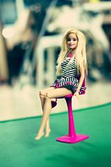 Beauty.... (Himanshu Joshi Bangalore) Tags: nikon d610 beauty barbie doll toy colour vintage fashion model fullframe crossprocessing crossprocess