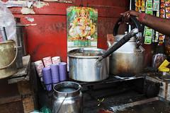 Sri Masala Chai (Inspired by MAS) Tags: chai tea stall saraswati religion