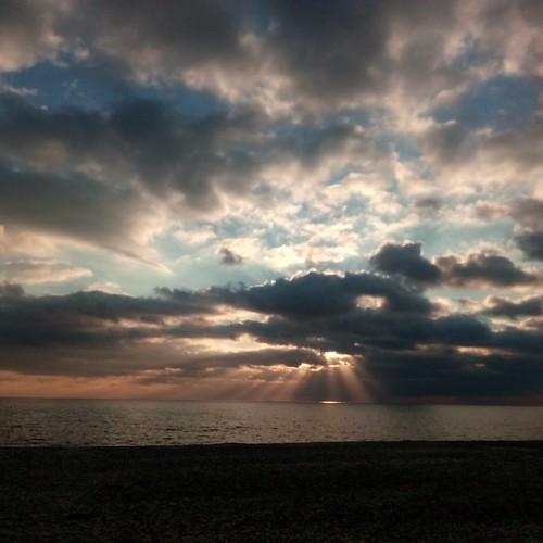 Il cielo è sempre uno spettacolo ...!