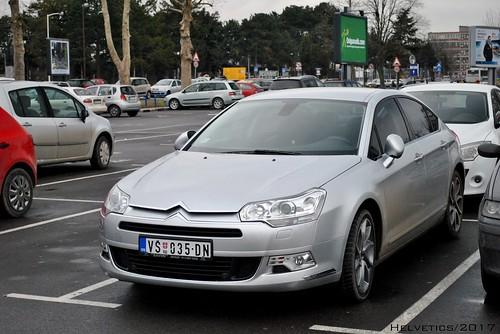 Citroën C5 - Serbia, Vršac