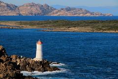 """Capo Ferro OT - IT """"Isola delle Biscie"""" (Fabrizio Lucchese 1') Tags: italia italy sardegna faro capoferro mare lighthouse leuchtturm canon760d fabriziolucchese italien"""