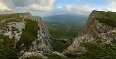 Alpine meadows of Çatır Dağ lll, Crimea (Mike Reva) Tags: crimea mountains meadows grass hiking travelling