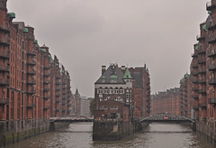 Germany - Hamburg - Speicherstadt