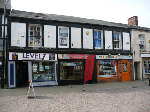 72-76 Witton Street, Northwich - Level 1, Northwich Vapour, The Ink Doctor