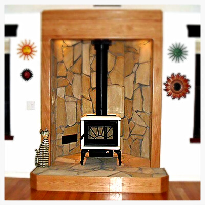 Pacific Energy Super Classic Woodstove