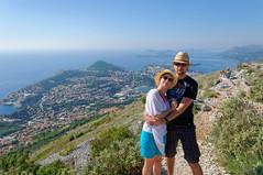 Dubrownik ze wzgórza Srđ | Dubrovnik from Mount Srđ