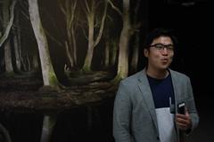 [8 June 2015] Open Call shinwook Kim 'Sleepwalker' Private View. (kccuk) Tags: london photography artist exhibition korean sleepwalker opencall kccuk shinwookkim