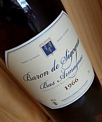 Baron de Sigognac 1966 Vintage Armagnac (Fareham Wine) Tags: hampshire 1966 50th birthdaygift 50thanniversary 50thbirthday anniversarypresent 1966vintage lustrac hampshirewine farehamwinecellar barondelustrac vintagearmagnac barondesigognac sigognac 1966vintagearmagnac