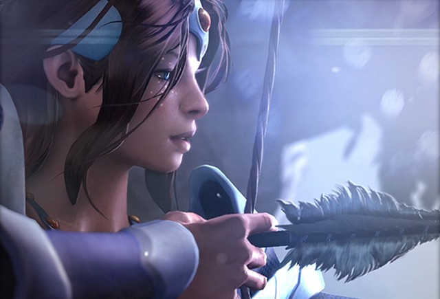 Valve تعلن عن لعبة Dota 2 بحلتها الجديدة بمحرك جديد