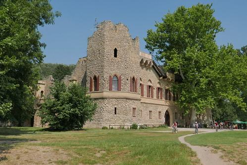 Lednice castle - John`s Castle