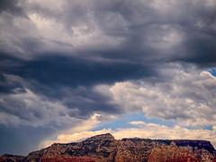 Clouds over Sedona (Jim Nix / Nomadic Pursuits) Tags: travel arizona southwest clouds landscape grandcanyon sedona olympus flagstaff mirrorless nomadicpursuits jimnix olympusomdem1