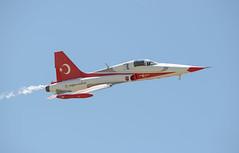 Turkish Stars (Boushh_TFA) Tags: turkey stars freedom airport nikon fighter force air tiger 300mm nikkor f5 meet f28 turkish nato kya konya trk hava northrop 2015 d600 ntm vrii nf5a yldzlar ltan kuvvetleri