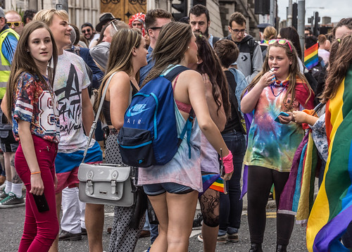 DUBLIN 2015 LGBTQ PRIDE PARADE [WERE YOU THERE] REF-105960