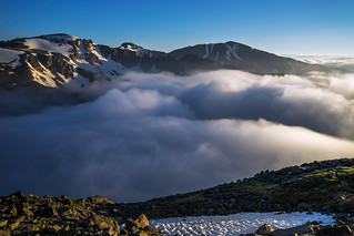 Send in the clouds...