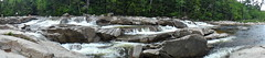 Lower Falls panorama (quiggyt4) Tags: nature manchester penguin waterfall scenic newengland newhampshire nh hillary lincoln thedonald donaldtrump trump saco primary jeb cathedralledge echolake northconway dianasbaths ronpaul hooksett sacoriver kancamagus kanc arethusafalls ows occupy granitestate chrischristie randpaul tedcruz occupywallstreet