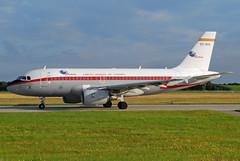 "Iberia Airbus A319 EC-KKS ""Retro"" (gooneybird29) Tags: airplane airport aircraft retro airline airbus flughafen muc flugzeug iberia a319 retrojet eckks"