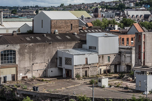 VIEWS OF THE CITY FROM THE WALLS OF ELIZABETH FORT [CORK] REF-106685