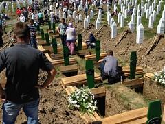 Potocari, July 11 2015