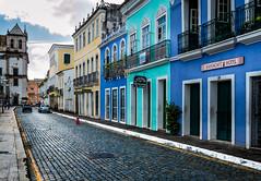 Rua do Pelourinho, Salvador-BA (Jackson.Lima) Tags: brasil bahia pelourinho salvadorba bahi pelô