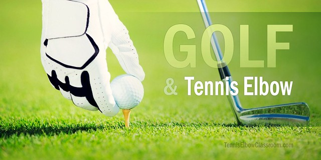 Golf And Tennis Elbow