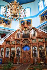 Kirghizstan - Karakol - Eglise orthodoxe de la Sainte Trinité