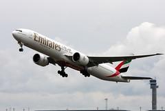 Emirates A6-EBZ, OSL ENGM Gardermoen (Inger Bjrndal Foss) Tags: norway emirates boeing 777 osl gardermoen engm a6ebz
