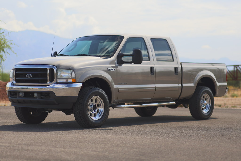2003 ford f250 7 3l 4x4 diesel truck for sale. Black Bedroom Furniture Sets. Home Design Ideas