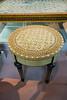Antique Islamic inlaid table (quinet) Tags: 2015 antik borneo kuching malaysia sarawak tisch ancien antique table