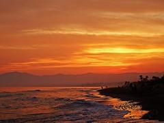 Crepúsculo (Antonio Chacon) Tags: andalucia atardecer marbella málaga mar mediterráneo costadelsol españa spain sunset