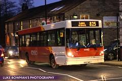 Rossendale Transport 169 (Luke Bowman's Photography) Tags: rossendale transport 169 hv52wsl hv52 wsl dennis dart slf caetano compass lees high street