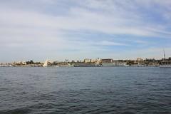 Nil (rikawaechter) Tags: nil ägypten wasser fluss lebensader boot urlaub sehenswürdigkeit reisen reise luxor