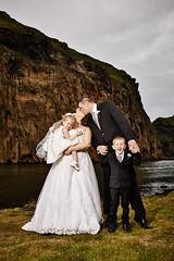 Halldóra & Björn (LalliSig) Tags: wedding photographer iceland vestmannaeyjar summer july people portrait portraiture outdoors westman islands